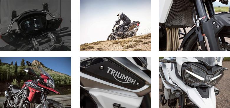 2018 Triumph Tiger 1200 Family Adventure Touring Specs