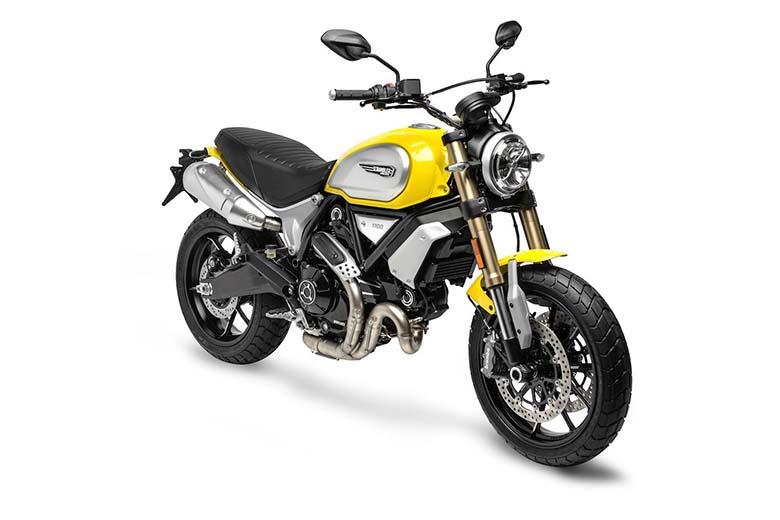 Ducati 2018 1100 Scrambler