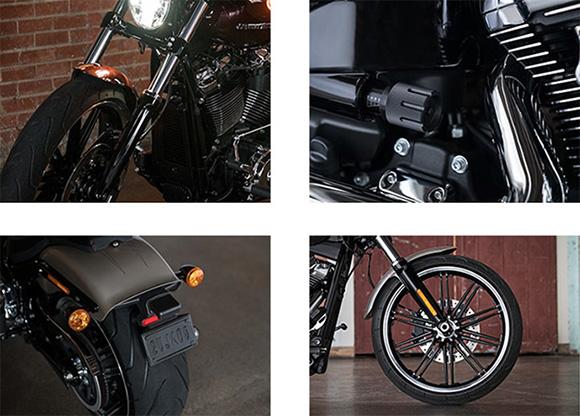 Harley-Davidson 2018 Softail Breakout Specs