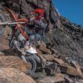 KTM 2018 150 XC-W Enduro Motorcycle