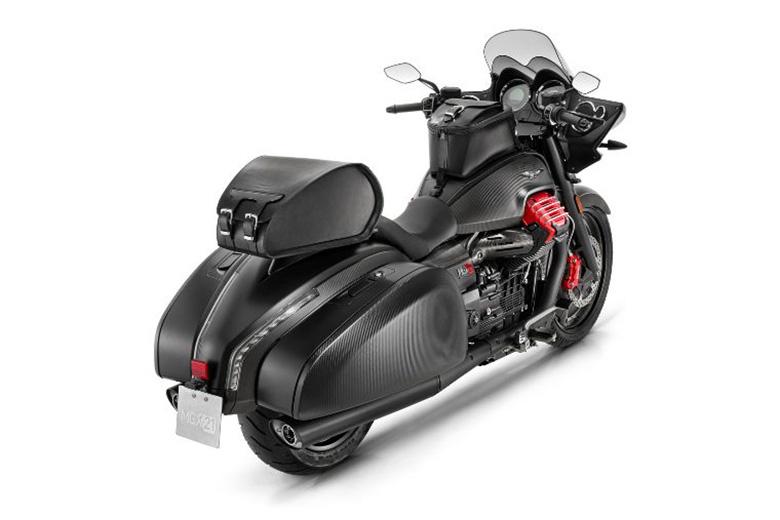 2017 Moto Guzzi MGX-21 Cruiser Bike