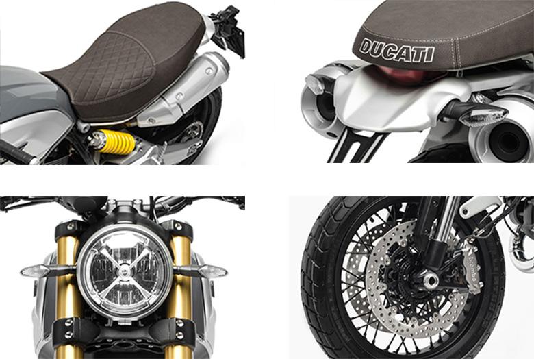 2018 1100 Special Ducati Scrambler Specs