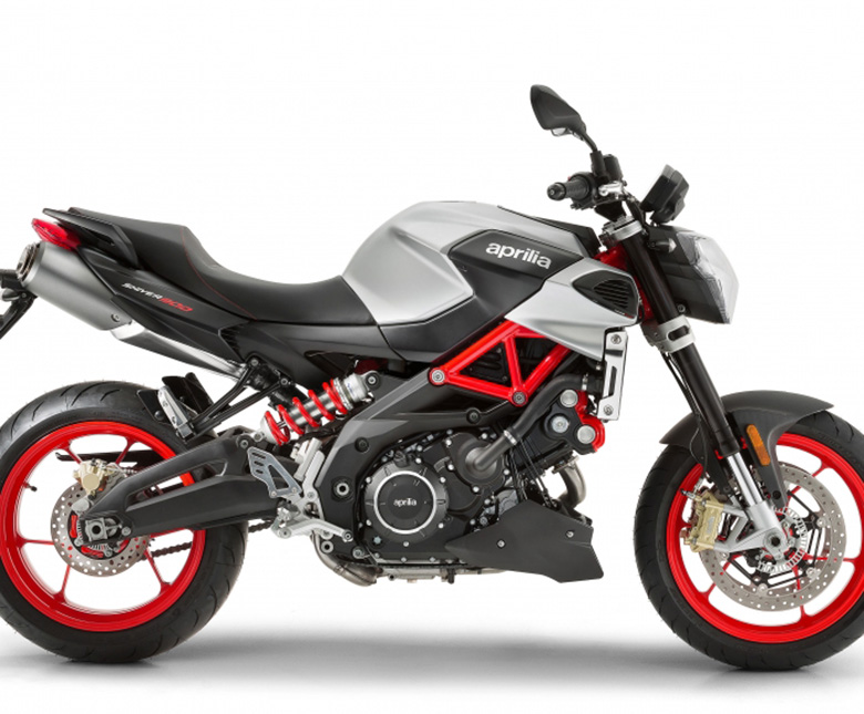 2018 Aprilia Shiver 900 Naked Bike