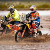 2018 Dakar Day 9 Race Results