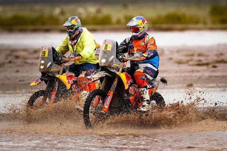 2018 Dakar Day 9 Race Results