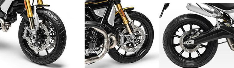 2018 Ducati 1100 Sports Scrambler Specs