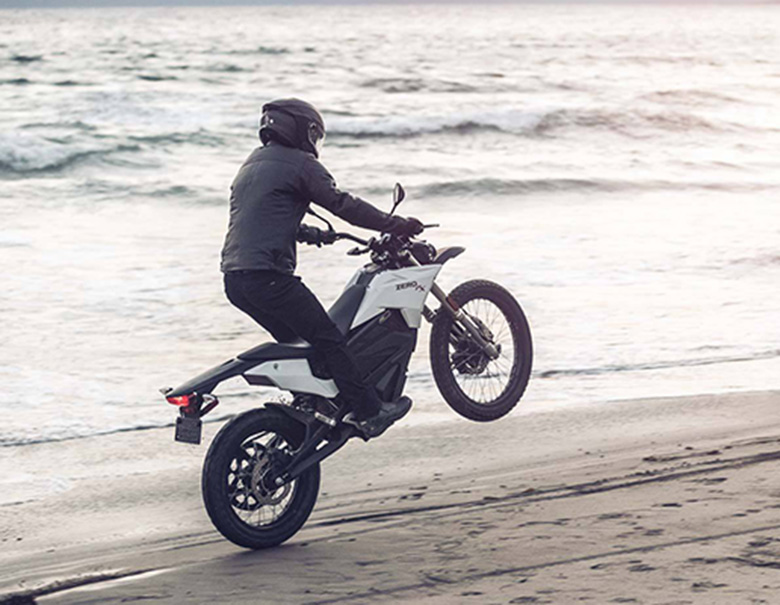 2018 FX Zero Electric Motorcycle
