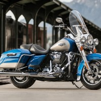 2018 Harley-Davidson Road King Touring Bike