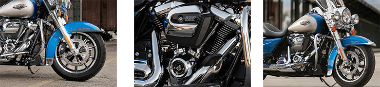 2018 Harley-Davidson Road King Touring Bike Specs