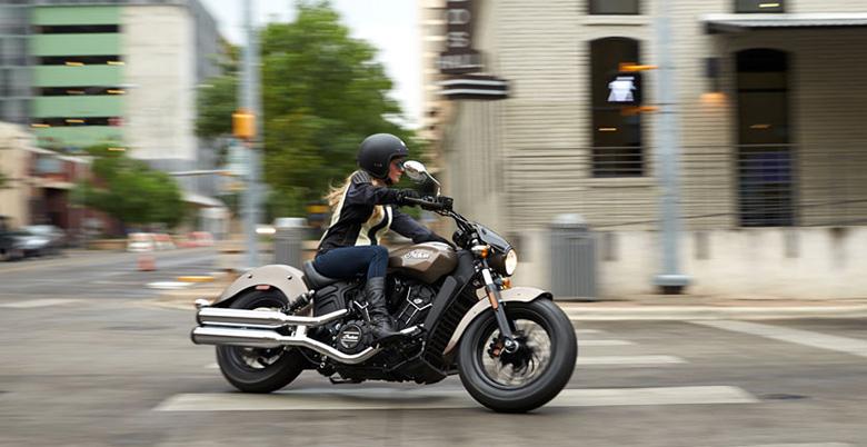 2018 Indian Scout Sixty Midsize Cruiser Bike