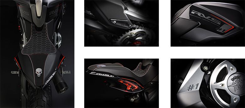 2018 MV Agusta RVS #1 Naked Bike Specs