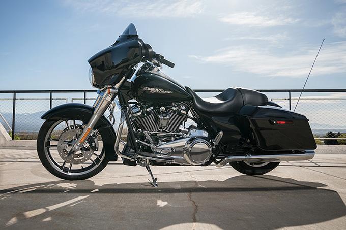 2018 Street Glide Harley-Davidson Touring Bike