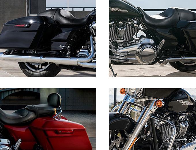2018 Street Glide Harley-Davidson Touring Bike Specs