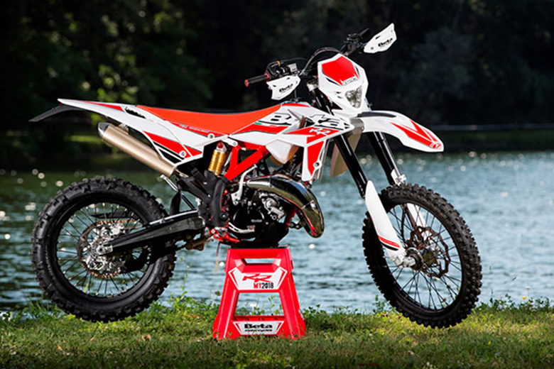 Beta 2018 125 RR 2 stroke Dirt Bike