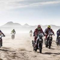 Dakar 2018 Day 4 Race