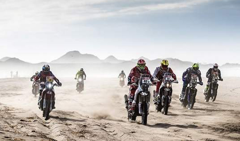 Dakar 2018 Day 4 Race Results