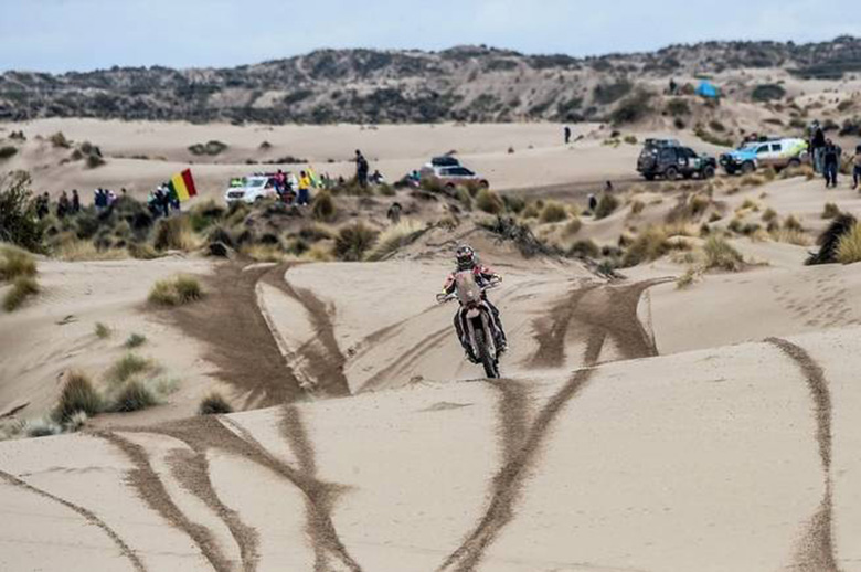 Dakar 2018 Day 8 Results