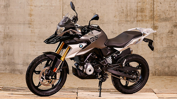 2018 BMW G 310 GS Adventure Bike