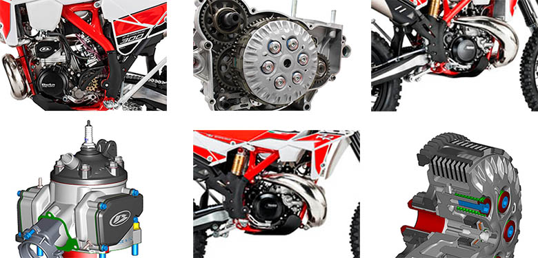 2018 Beta 250 RR 2 stroke Dirt Bike Specs