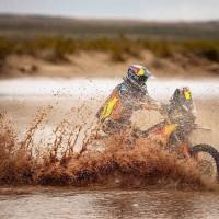2018 Dakar Results Day 10 Race