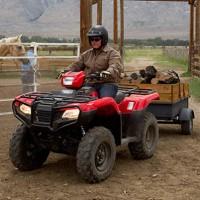 2018 FourTrax Foreman 4x4 Honda Utility ATV