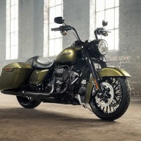 2018 Harley-Davidson Road King Special Touring Bike