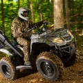 2018 Suzuki KingQuad 400ASi Camo Utility ATV