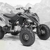 2018 Yamaha Raptor 700 Sports ATV