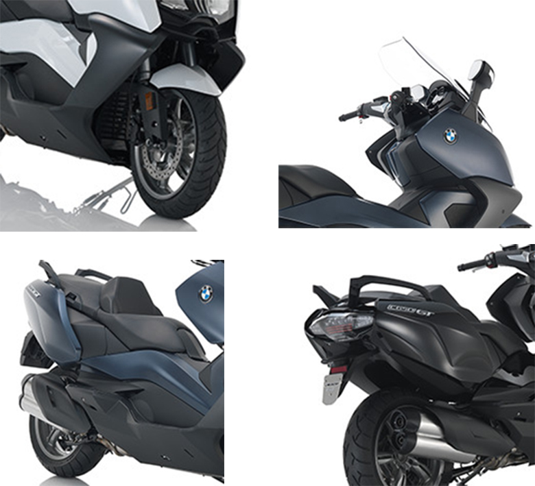 2019 Bmw C650gt Maxi Scooter Review Specs