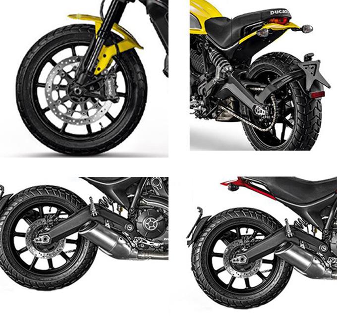 Ducati 2018 Scrambler Icon Specs