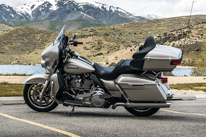 Harley-Davidson 2018 Electra Glide Ultra Classic Touring Bike