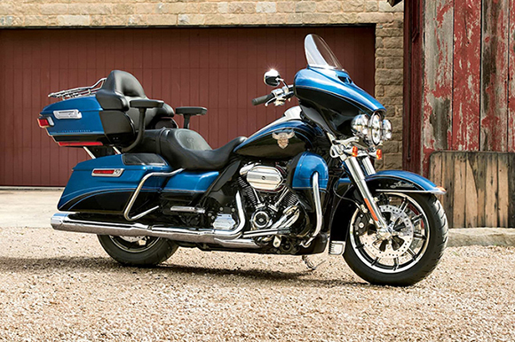 Harley-Davidson 2018 Ultra Limited Touring Bike