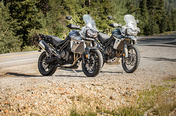 Triumph 2018 Tiger 800 Family Adventure Touring
