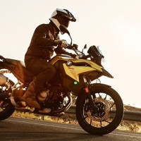 2018 F 750 GS BMW Adventure Bike