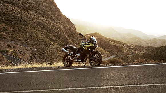 2018 F 750 GS BMW Adventure Bike