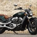 2018 Indian Scout Midsize Cruisers Bike