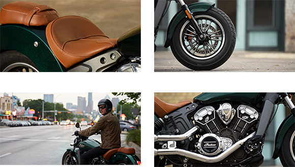 2018 Indian Scout Midsize Cruisers Bike Specs