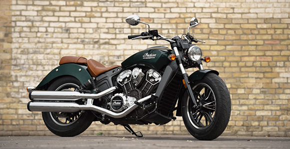 2018 Indian Scout Midsize Cruisers Bike