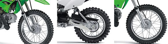 2018 KLX110 Kawasaki Dirt Bike Specs