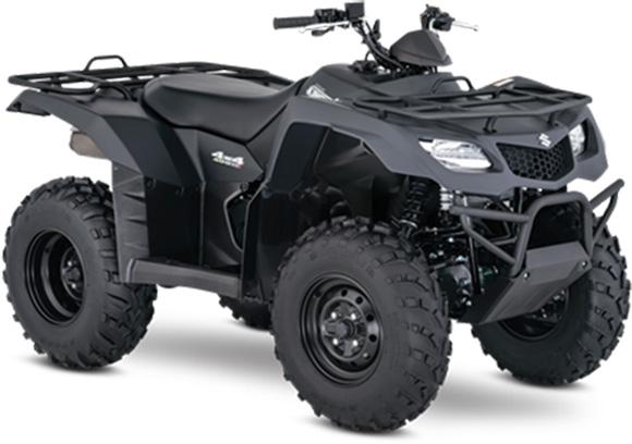 2018 Suzuki KingQuad 400ASi Special Edition Utility ATV