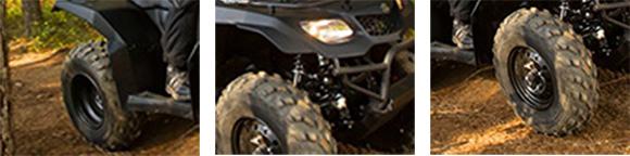 2018 Suzuki KingQuad 400ASi Special Edition Utility ATV Specs