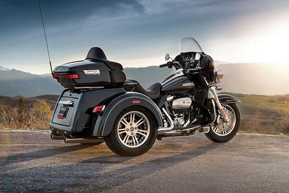 2018 Harley Davidson Tri Glide Ultra Review Total Motorcycle: 2018 Tri Glide Ultra Harley-Davidson