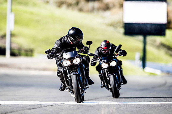 2018 Triumph Street Triple Family Roadsters