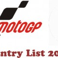 Grand Prix of Qatar MotoGP Entry list 2018