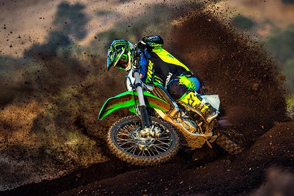 Kawasaki 2018 KX 450F Motocross