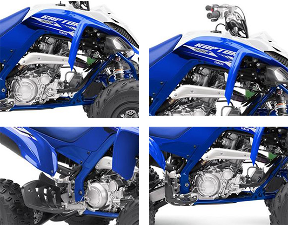Raptor 700R Yamaha 2018 Sports ATV Specs