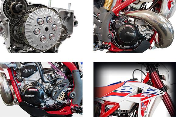 2018 Beta 250 RR-Race Edition 2 Stroke Dirt Bike Specs