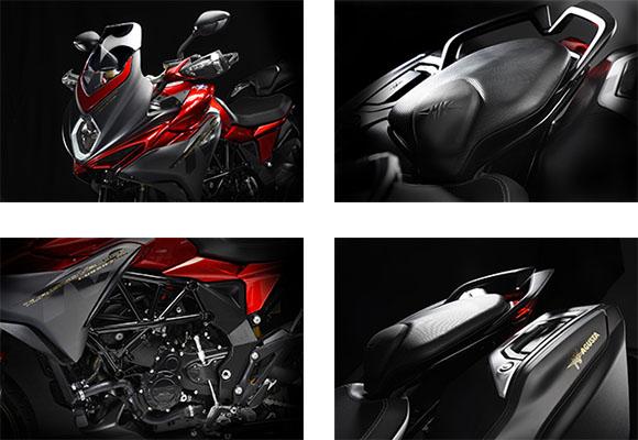 2018 MV Agusta Turismo Veloce 800 Lusso Touring Bike Specs