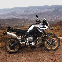 BMW 2018 F 850 GS Adventure Motorcycle