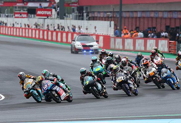 Gran Premio Motul Argentina Moto3 Race 2018 Results